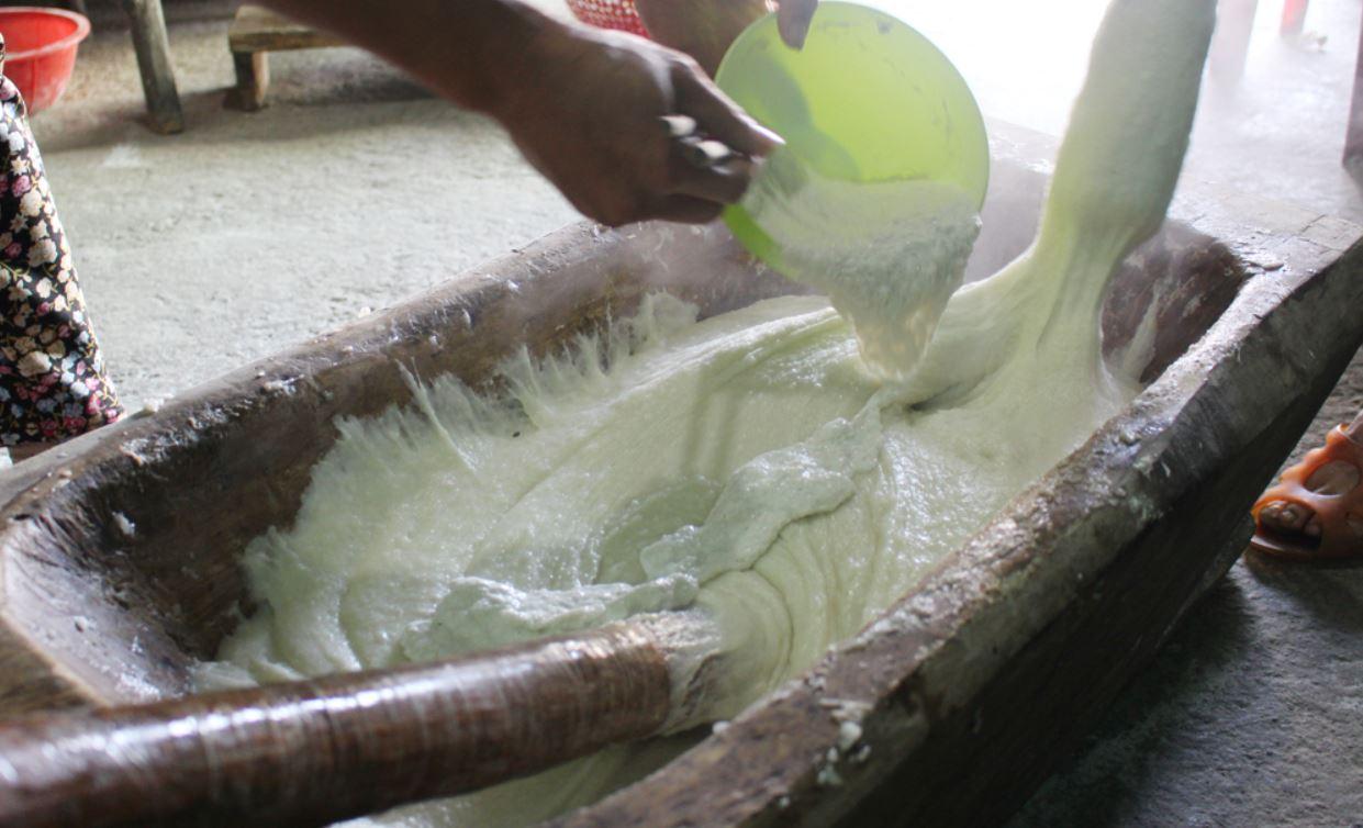 Cách làm bánh cười xứ lạng